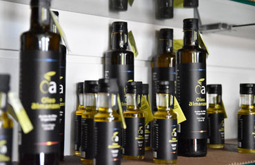 aceite de oliva virgen extra oleo almanzora