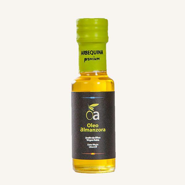 acetite virgen extra oleo almanzora. Envase 100ml Dorica