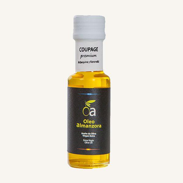 caja aceite coupage oleo almanzora. 32 uds 100ml