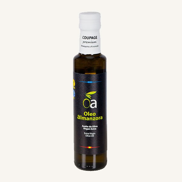 ceite virgen extra oleo almanzora coupage 250ml