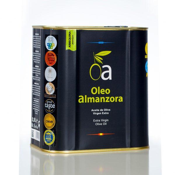 Aceite de Oliva Virgen Extra 2,5L