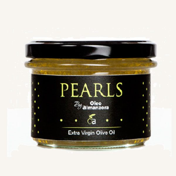 pearls oleoalmanzora aceite arbequina